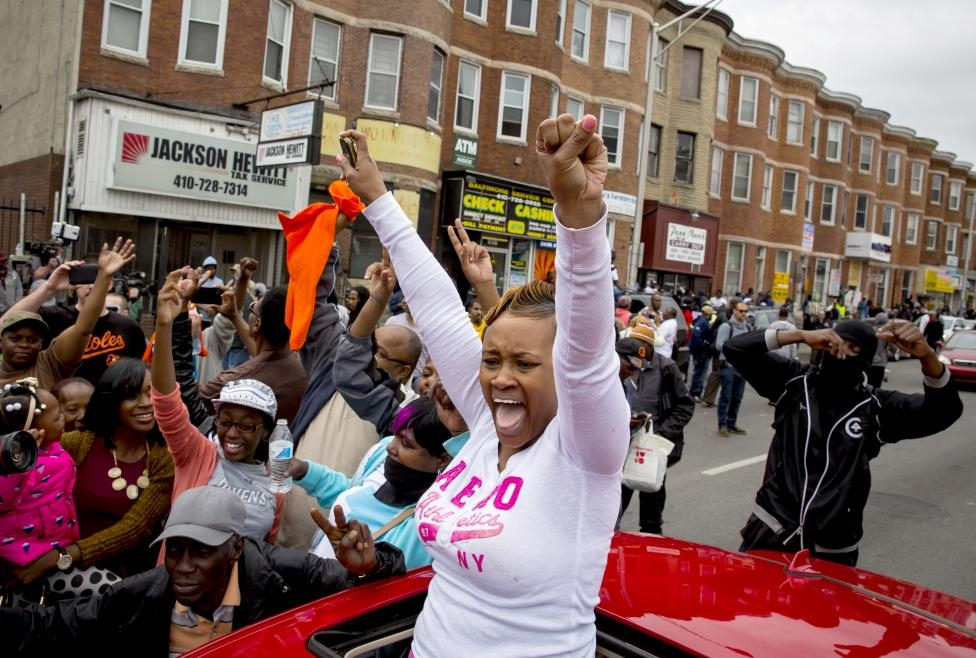 The 2015 Baltimore Uprising: A Book Review